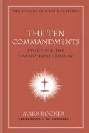 Cover Image: The Ten Commandments