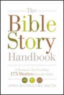 Cover Image: The Bible Story Handbook