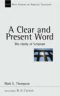Cover Image: A Clear and Present Word