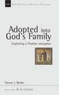 Cover Image: Adopted into God's Family