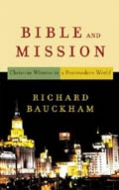 Cover Image: Bible and Mission