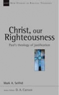 Cover Image: Christ Our Righteousness