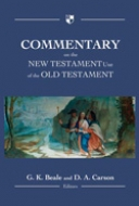 Cover Image: Commentary on the New Testament Use of the Old Testament