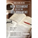 Cover Image: Three Views on the New Testament's Use of the Old Testament (ed. K Berding & J. Lunde)