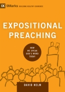 Cover Image: Expositional Preaching