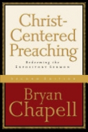 Cover Image: Christ-Centered Preaching