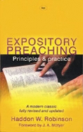 Cover Image: Expository Preaching
