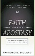 Cover Image: Faith in the Face of Apostasy