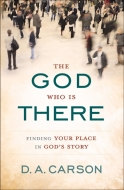 Cover Image: The God Who Is There
