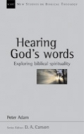 Cover Image: Hearing God's Words