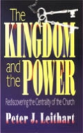 Cover Image: The Kingdom and the Power