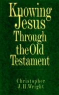 Cover Image: Knowing Jesus through the Old Testament