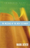 Cover Image: The Message of the Old Testament
