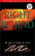 Cover Image: Right Behind