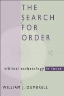 Cover Image: The Search for Order