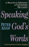 Cover Image: Speaking God's Words