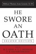 Cover Image: He Swore an Oath
